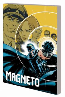 Magneto Vol. 3: Shadow Games (Trade Paperback)