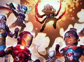 Marvel Mighty Heroes: Final Conflict