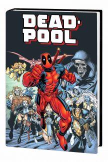 Deadpool Classic Omnibus Vol. 1 (Hardcover)