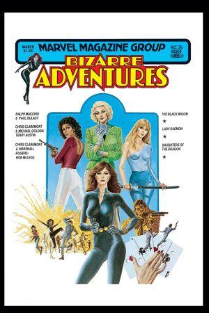 Bizarre Adventures (1981) thumbnail