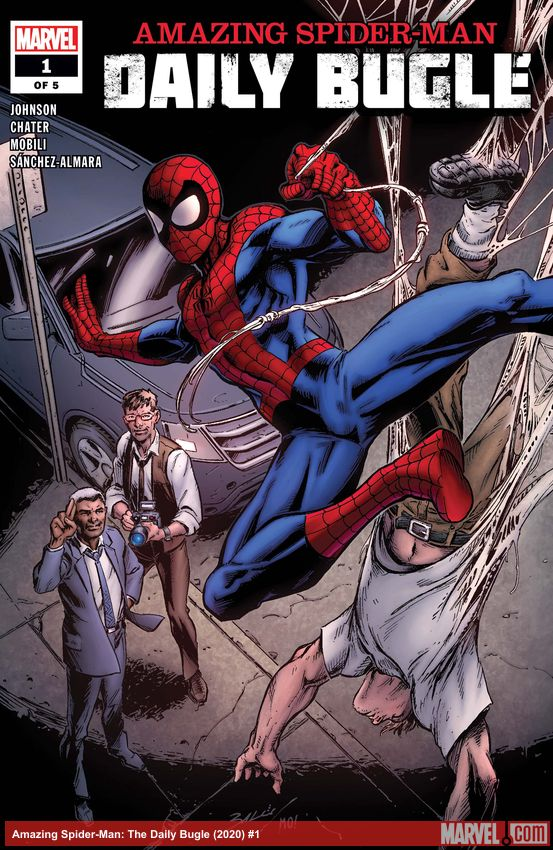 Amazing Spider-Man: The Daily Bugle (2020) #1