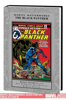 Marvel Masterworks: The Black Panther Vol.1 (Hardcover)