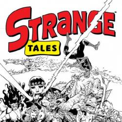 STRANGE TALES #1 (2ND PRINTING VARIANT)