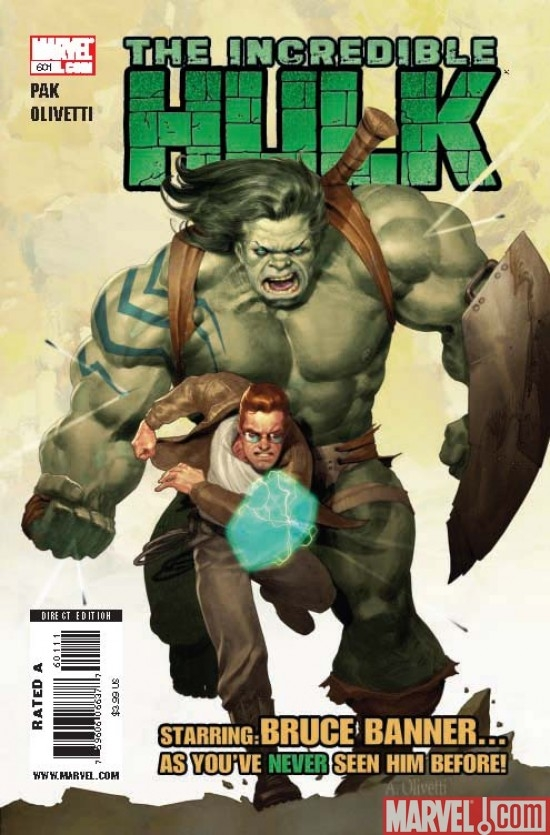INCREDIBLE HULK #601