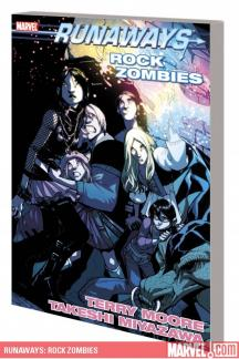 Runaways: Rock Zombies (Trade Paperback)