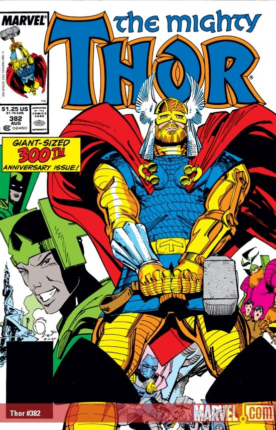 Thor #382