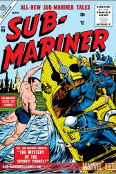 Sub-Mariner Comics #40 