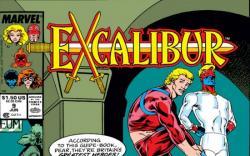 EXCALIBUR #9 COVER