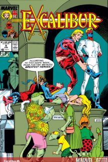 Excalibur (1988) #9