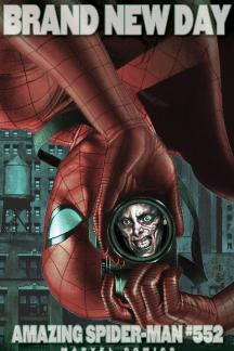 Amazing Spider-Man (1999) #552 (ADI GRANOV VARIANT)