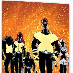 NEW X-MEN BY GRANT MORRISON ULTIMATE COLLECTION BOOK 1 #0