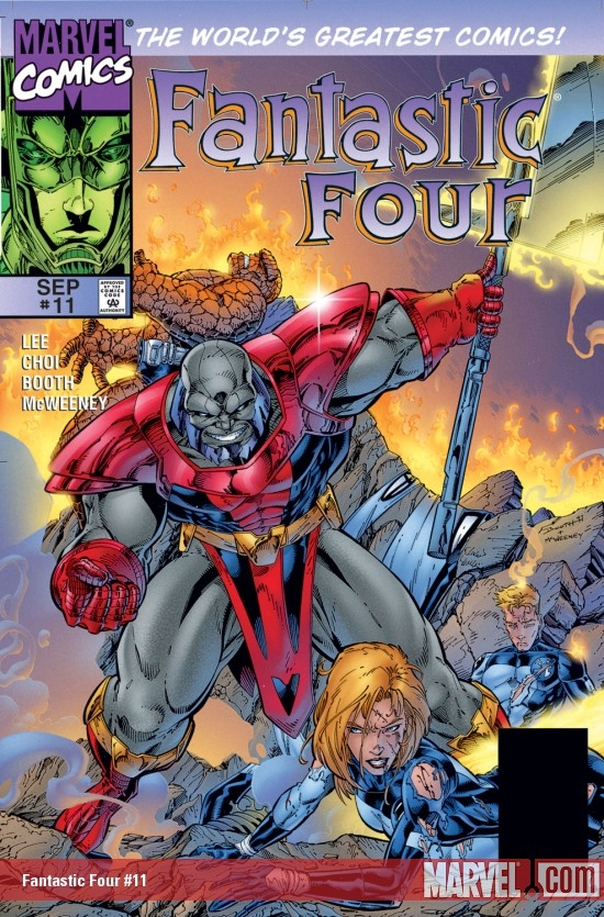 Fantastic Four #11