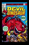DEVIL DINOSAUR #1 COVER