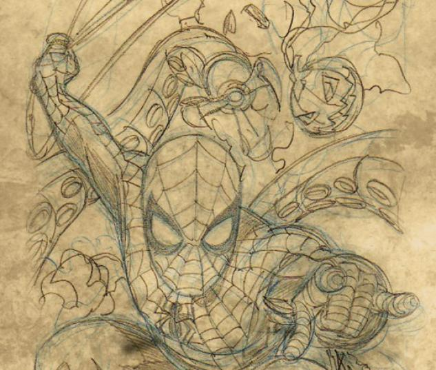 Spider-Man: The Other Sketchbook (2005)