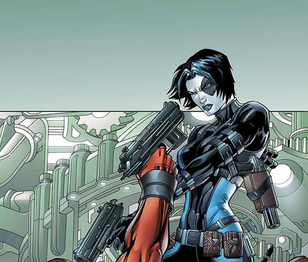 CABLE & DEADPOOL (2007) #11 COVER