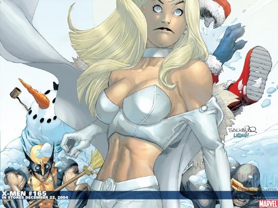 X-Men (2004) #165 Wallpaper