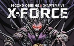 X-Force (2008) #26 (FINCH VARIANT)