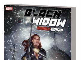 Black Widow: Deadly Origin (Trade Paperback)