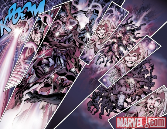 AVENGERS PRIME #2 preview art by Alan Davis 3