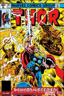 Thor (1966) #297