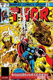 Thor (1966) #297