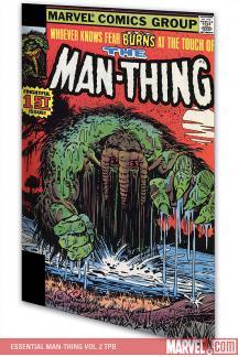 Essential Man-Thing Vol. 2 (Trade Paperback)
