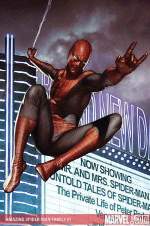 Amazing Spider-Man Family (2008 - 2009) thumbnail