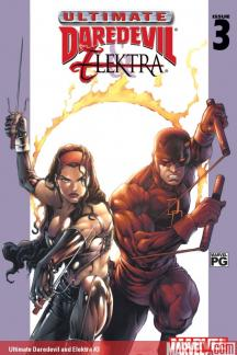Ultimate Daredevil and Elektra (2002) #3