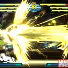 Screenshot of Doctor Doom and Chun-Li from ''Marvel vs. Capcom 3''
