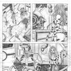 ANT-MAN & WASP #1 pencil art by Tim Seeley 3