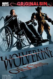 Wolverine Origins #30