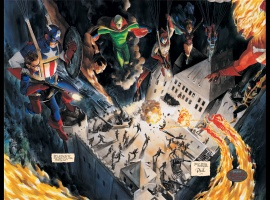 Marvel's Golden Age heroes enter the war