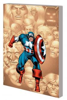 Captain America: Scourge of the Underworld (Trade Paperback)