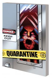 Uncanny X-Men: Quarantine (Trade Paperback)