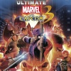 Xbox 360 box art for Ultimate Marvel vs Capcom 3 by Capcom