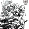 INVINCIBLE IRON MAN 508 ARCHITECT SKETCH VARIANT (FI)
