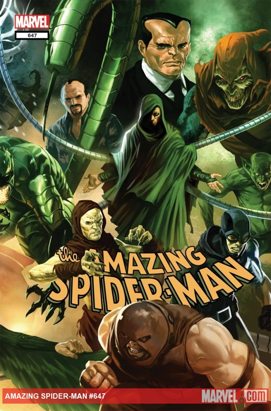 Amazing Spider-Man (1999) #647