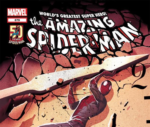 Amazing Spider-Man (1999) #679