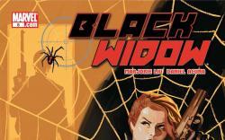 Black Widow (2010) #5