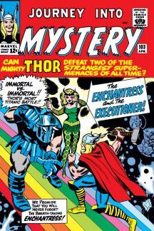 Journey Into Mystery #103
