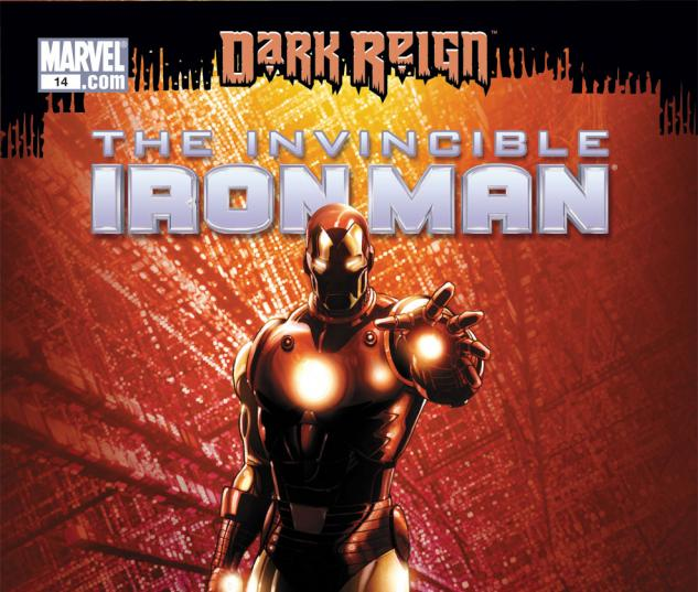 Invincible Iron Man (2008) #14