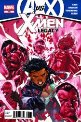 X-Men Legacy #268 