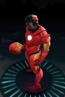 Ultimate Comics Iron Man (2012) #3