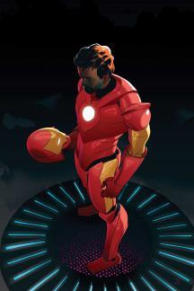 Ultimate Comics Iron Man (2012) #3