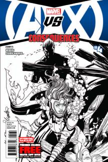 Avengers Vs. X-Men: Consequences #4  (2nd Printing Variant)