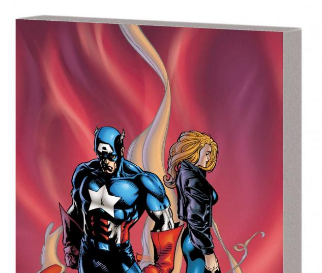 CAPTAIN AMERICA: LAND OF THE FREE TPB