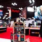 NYCC 2012: Marvel Legos