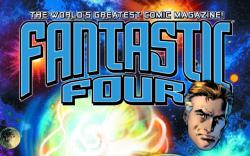 FANTASTIC FOUR 2 2ND PRINTING VARIANT
