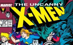 Uncanny X-Men (1963) #235 Cover