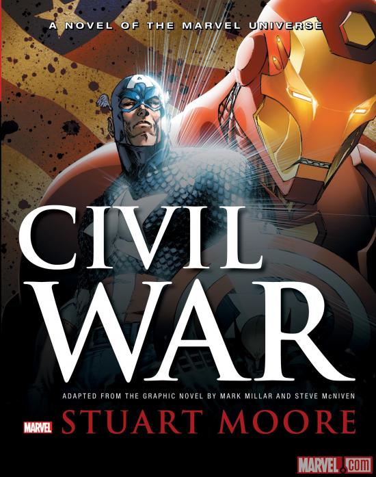 Civil War on GraphicAudio